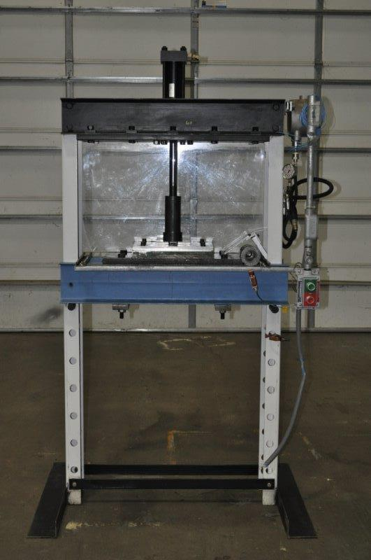 20 TON PX H-FRAME HYDRAULIC PRESS