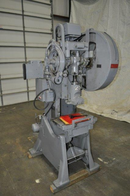25 TON DANLY OBI PRESS