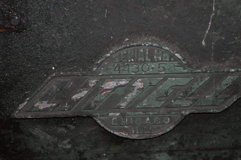 "10,000 x 42"" LITTELL UNCOILER NON-MOTORIZED"