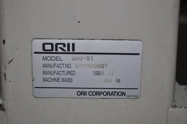 ORII PRESS TRANSFER SYSTEM