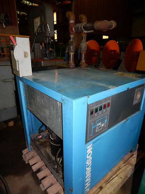 300 SCFM HANKINSON REFRIGERATED AIR DRYER