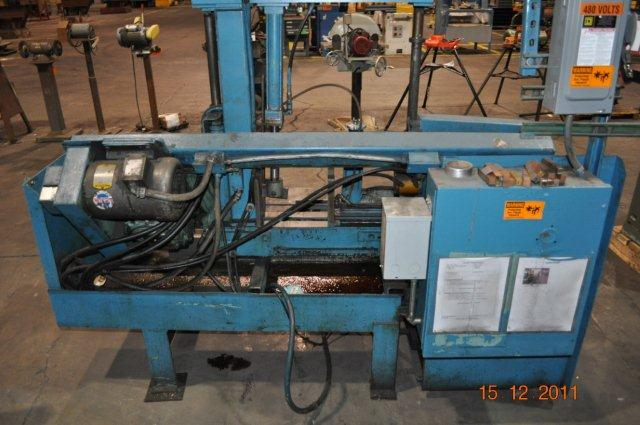 "10"" x 17"" WELLS HORIZONTAL BAND SAW"