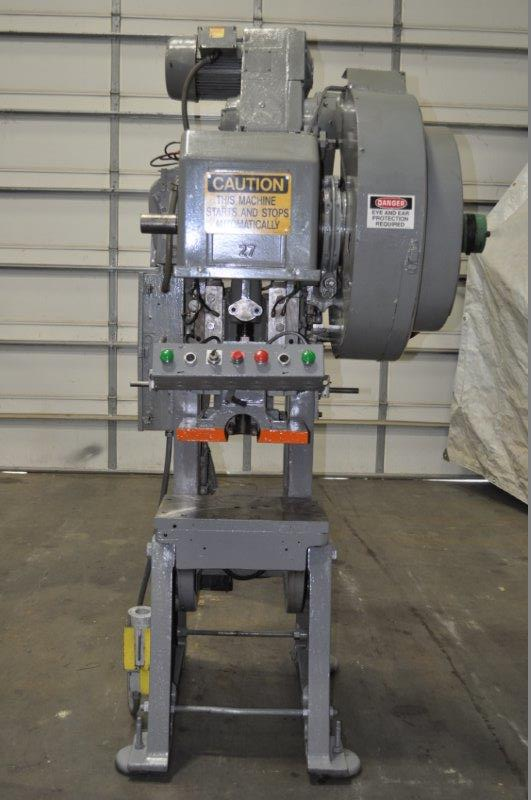 27 TON L & J OBI PRESS