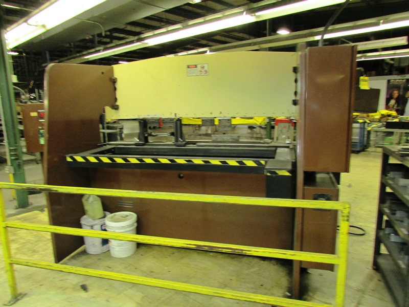 80 TON DIACRO PROMECAM CNC HYDRAULIC PRESS BRAKE