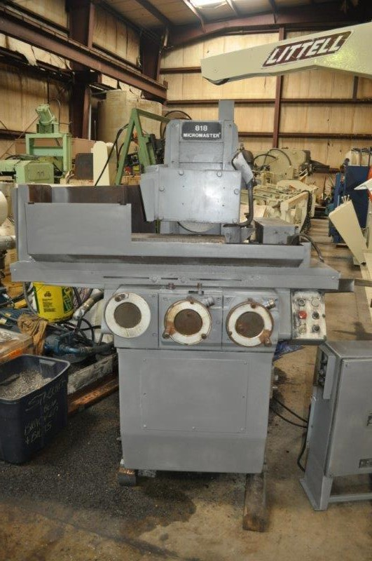 "8"" x 18"" BROWN AND SHARPE HYDRAULIC SURFACE GRINDER"