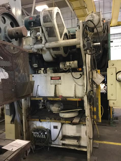 60 TON NIAGARA SSDC PRESS