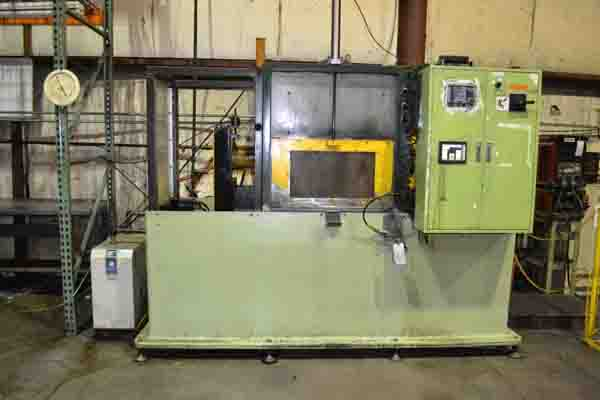 YAMADA DOUBLE END OPPOSED SPINDLE BORING AND FACING MACHINE
