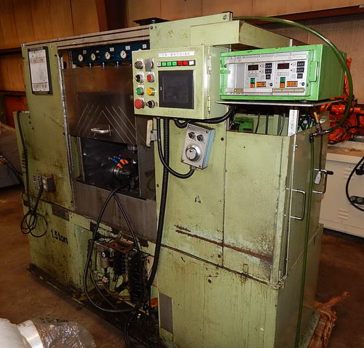 YAMADA ENGINEERING MODEL 2FB-01 DOUBLE END BORING MACHINE