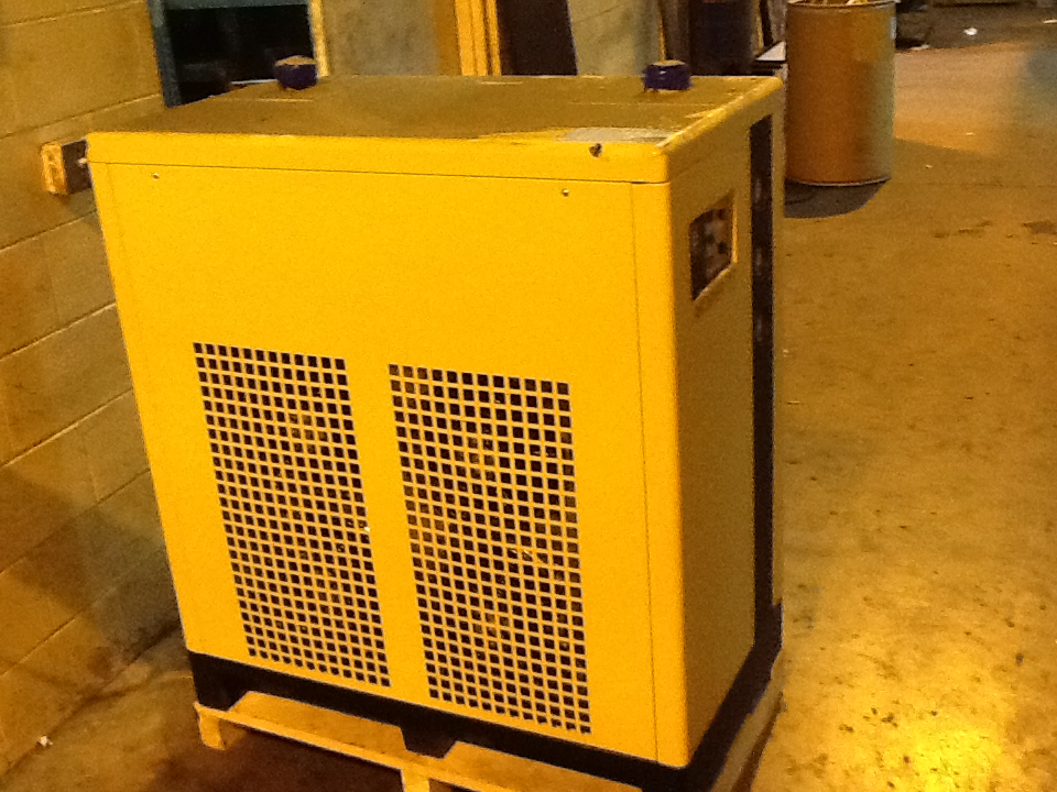 HE SYSTEMS AIR DRYER