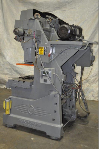 45 TON V & O OBI PRESS
