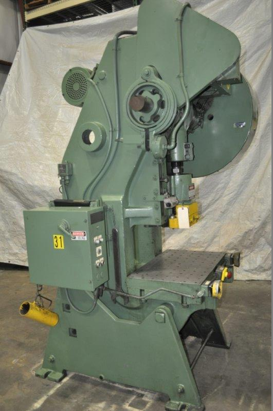 60 TON SOUTH BEND JOHNSON OBI PRESS