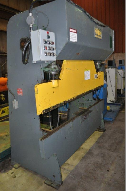 55 TON x 8' CHICAGO DREIS AND KRUMP PRESS BRAKE