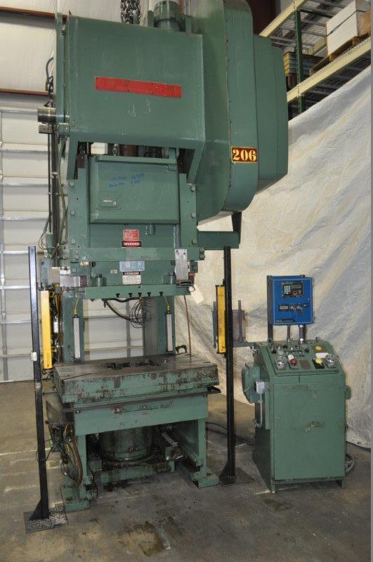 C 150 BLISS GAP FRAME PRESS
