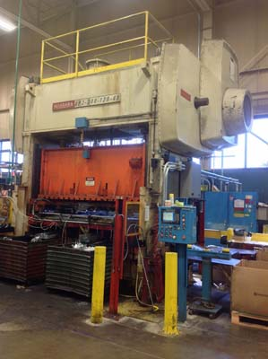 300 TON NIAGARA SSDC PRESS