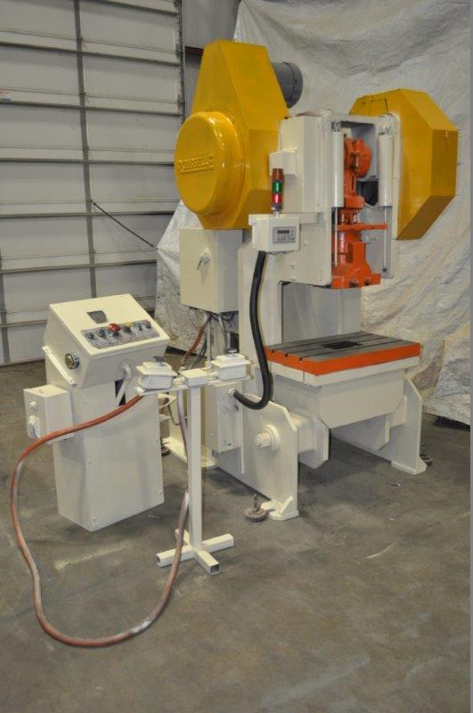 70 TON ROUSSELLE OBI PRESS