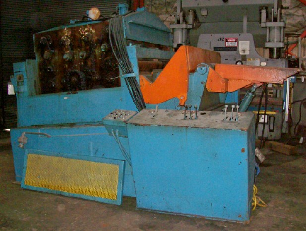 "40,000 x 60"" AMERICAN STEEL LINE UNCOILER STRAIGHTENER COMBINATION"