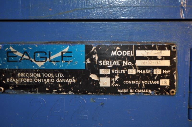 """3"""" EAGLE MODEL F TUBE END FORMER"""