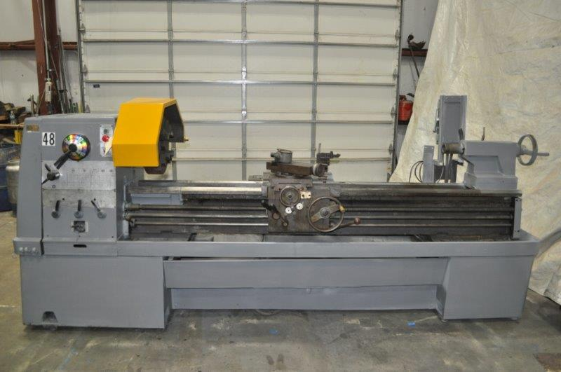 """21"""" x 80"""" CLAUSING COLCHESTER ENGINE LATHE"""