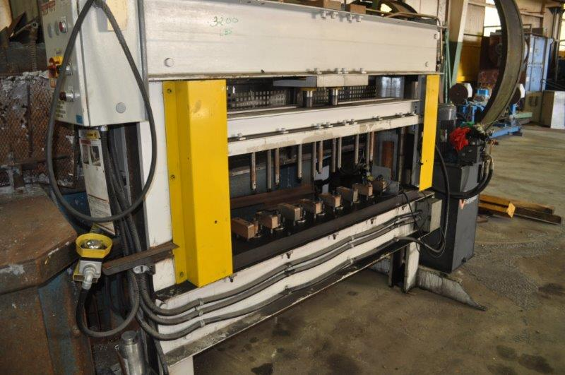 50 TON WAINBEE H FRAME HYDRAULIC PRESS
