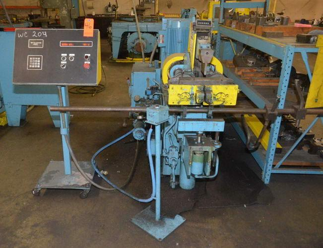"1-1/2"" PINES MODEL 3T VERTICAL TUBE BENDER"