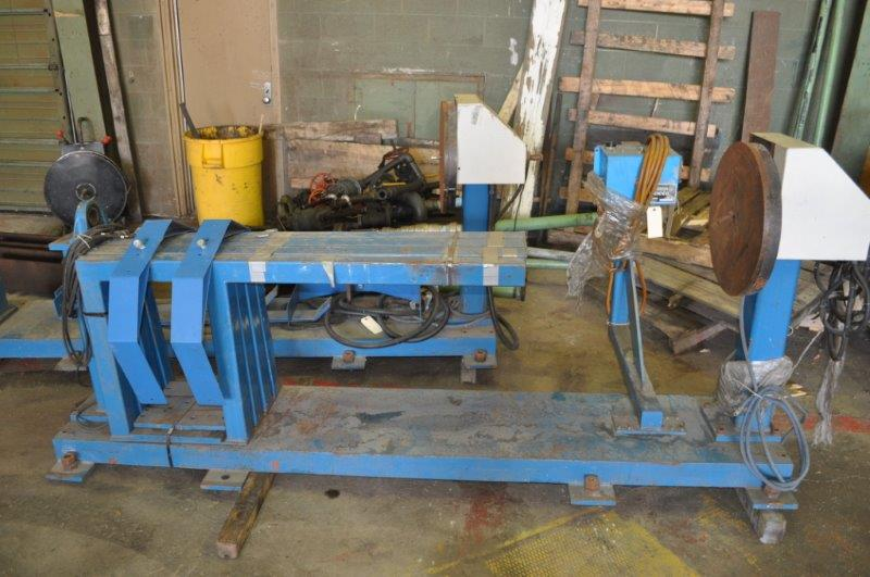 AUTOMATION ROTARY WELDING POSITIONER