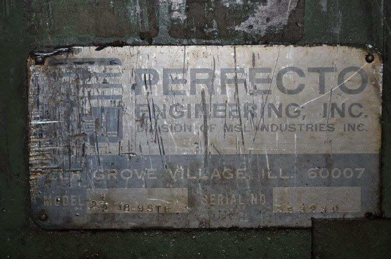 "18"" x .125"" PERFECTO STRAIGHTENER"