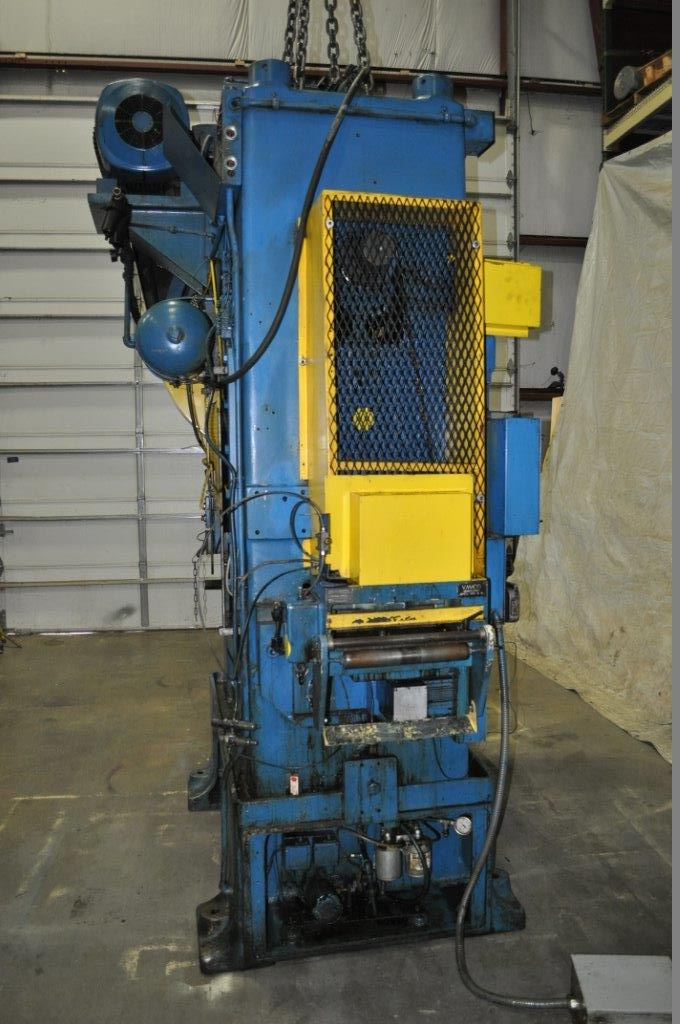 100 TON MINSTER SSDC PRESS