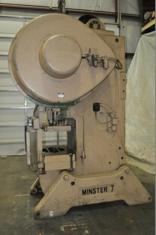 75 TON MINSTER OBI PRESS