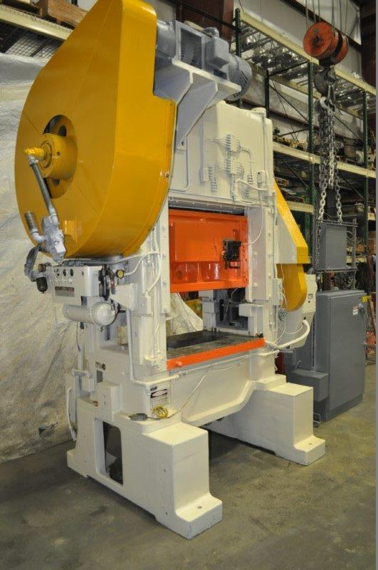 100 TON MINSTER SSDC PRESS P2