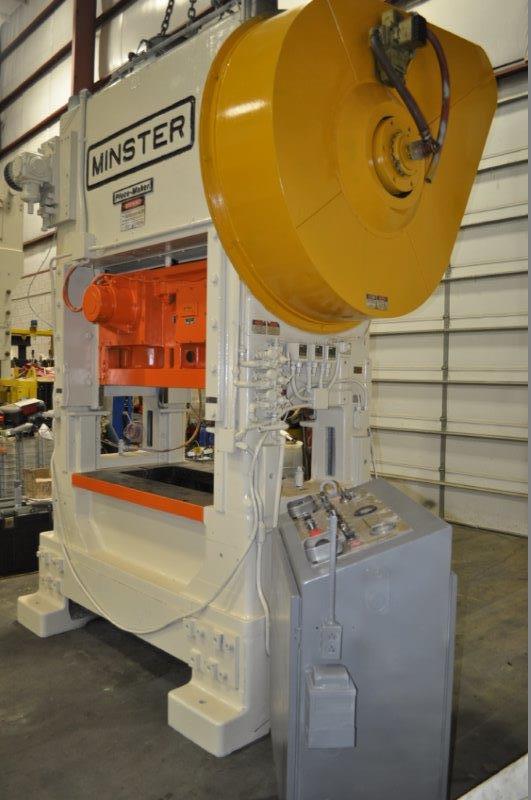 150 TON MINSTER P2 SSDC PRESS