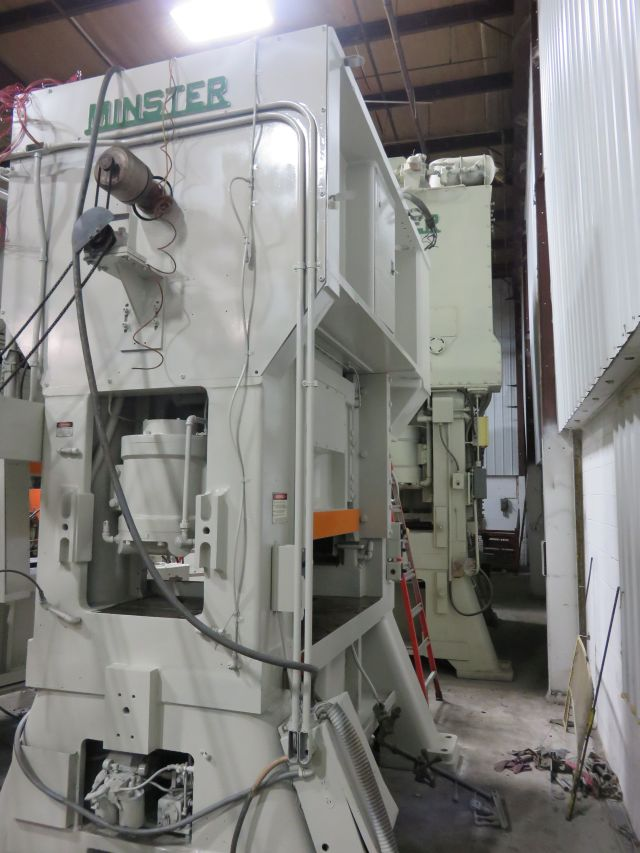 250 TON MINSTER SSDC PRESS