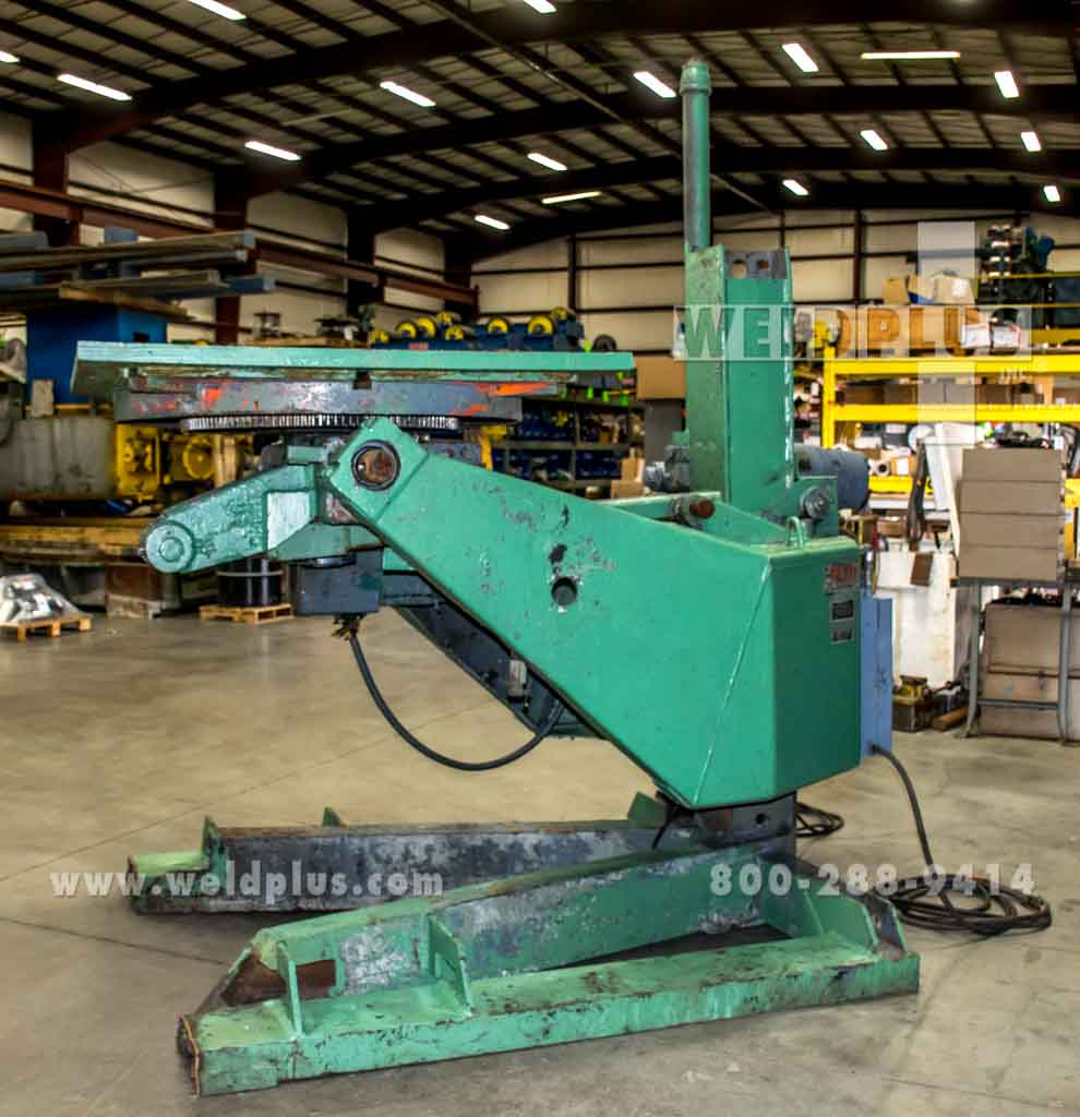 10,000 lb P & H WP 10A WELDING POSITIONER