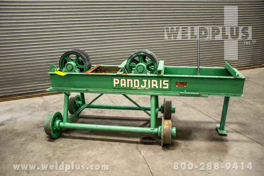 10,000 LB PANDJIRIS IDLER ROLLS