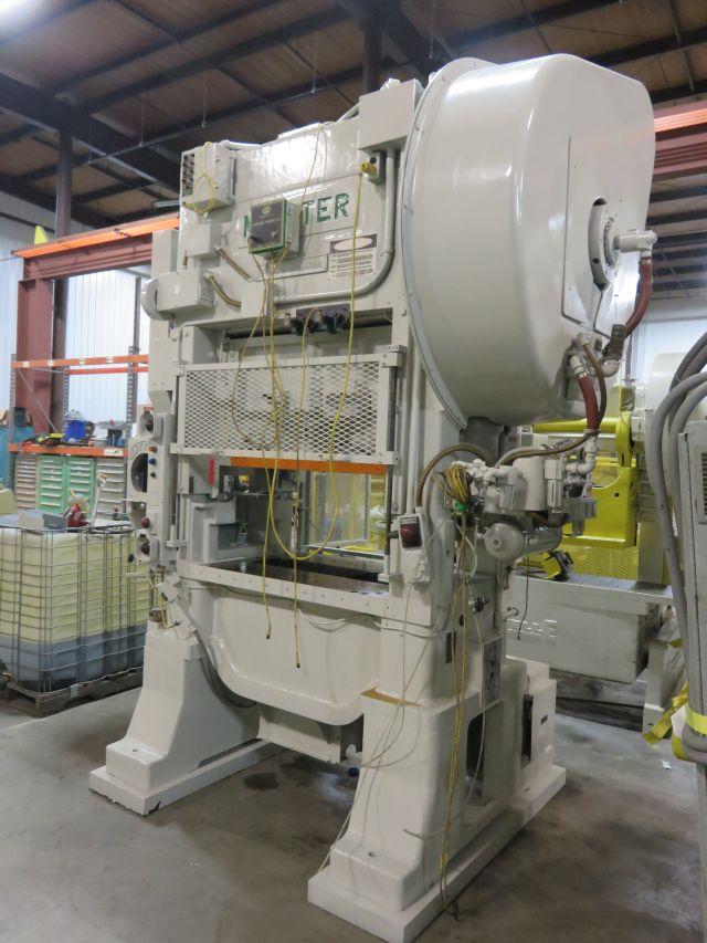 100 TON MINSTER SSDC PRESS