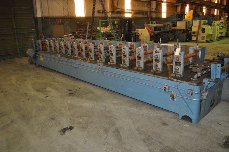 "16 STAND 2"" B & K ROLL FORMER"