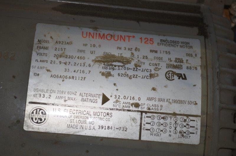 """2"""" SMS HORIZONTAL TUBE BENDER"""