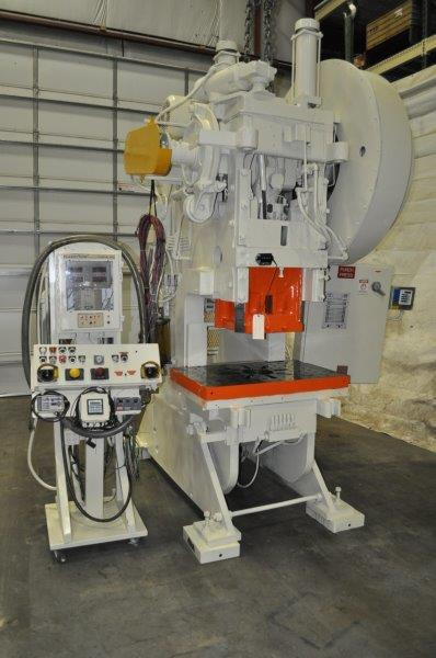 110 TON DANLY BACK GEARED OBI PRESS