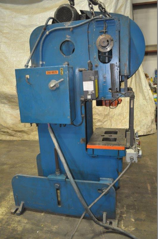 30 TON HEIM FLYWHEEL TYPE OBI PRESS