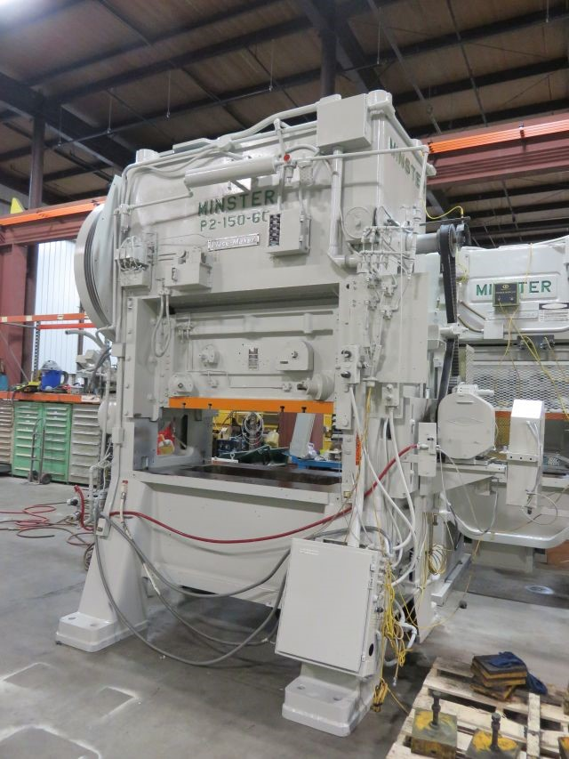 150 TON MINSTER SSDC