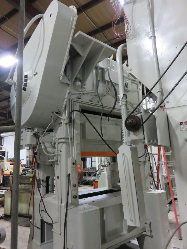 200 TON MINSTER SSDC