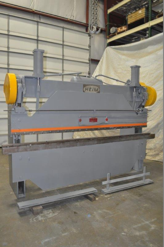 30 TON x 10' HEIM PRESS BRAKE