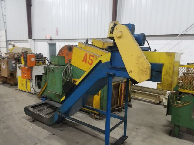 "16"" MAYFRAN MAGNETIC SCRAP CONVEYOR"