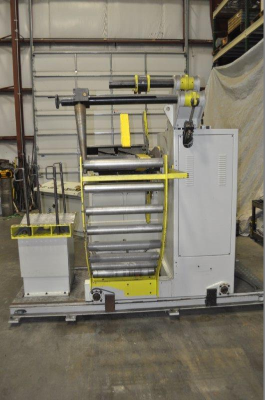 "6600 LB x 26"" x .118"" MILLUTENSIL SERVO FEED LINE SPACE SAVER"