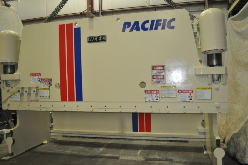 300 TON x 16' PACIFIC HYDRAULIC PRESS BRAKE
