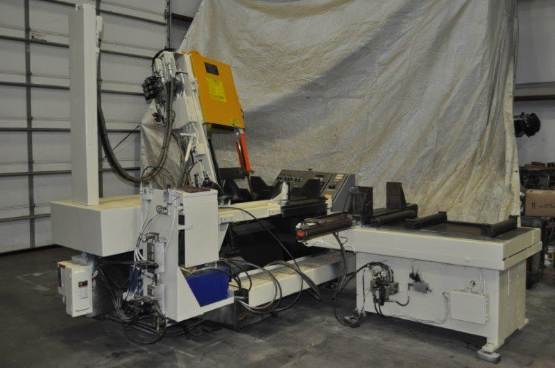 "HEM 18"" x 25"" VT125HA SMAT SAW MITERING VERTICAL BAND SAW"