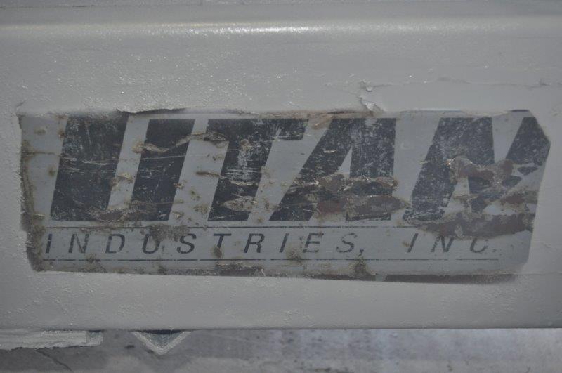 """114"""" x 30"""" TITAN SCRAP Z STYLE CONVEYOR"""