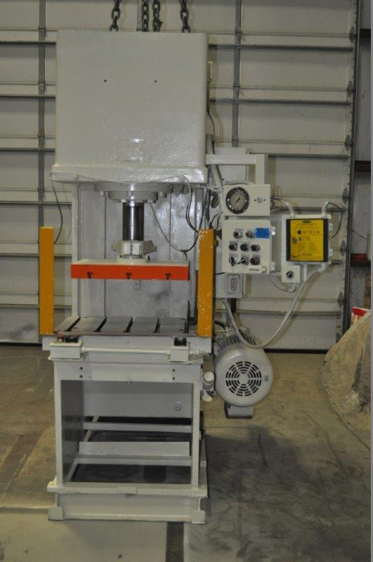 50 TON DENISON HYDRAULIC PRESS