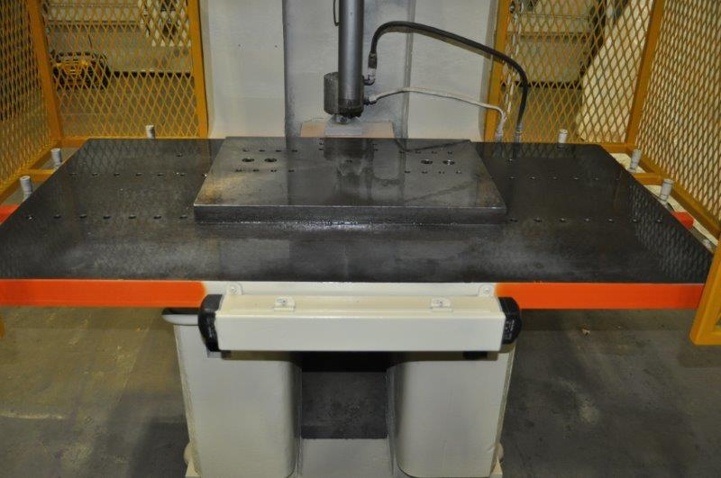 35 TON DENISON HYDRAULIC PRESS