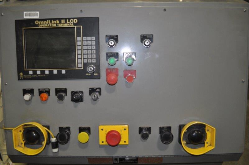 30 TON NIAGARA SSDC PRESS