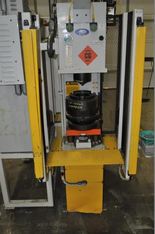 8 TON PH HYDRAULIC PRESS